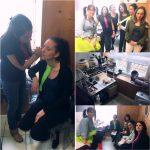 cours maquillage enterrement vie de jeune fille
